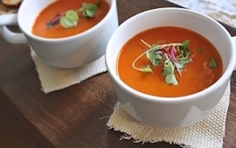 Red (Bell) Pepper & Chili Soup