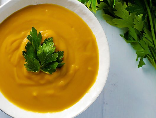 Pumpkin / Butternut Squash Soup