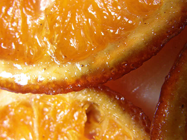 Caramelized Oranges