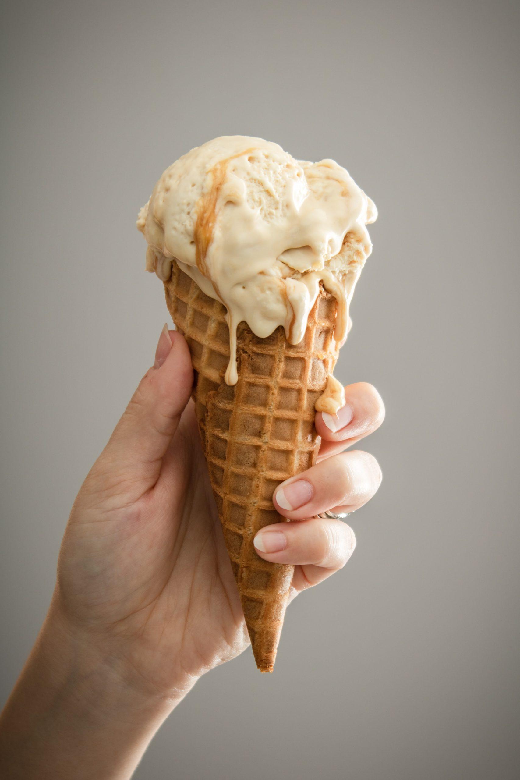 dulce de leches ice cream